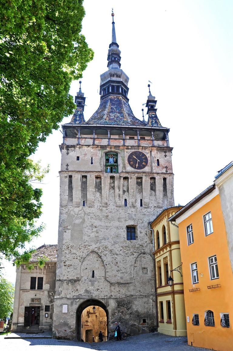 Sighișoara Clock Tower