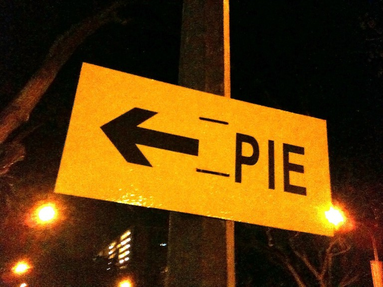PIE is not food in Singapore
