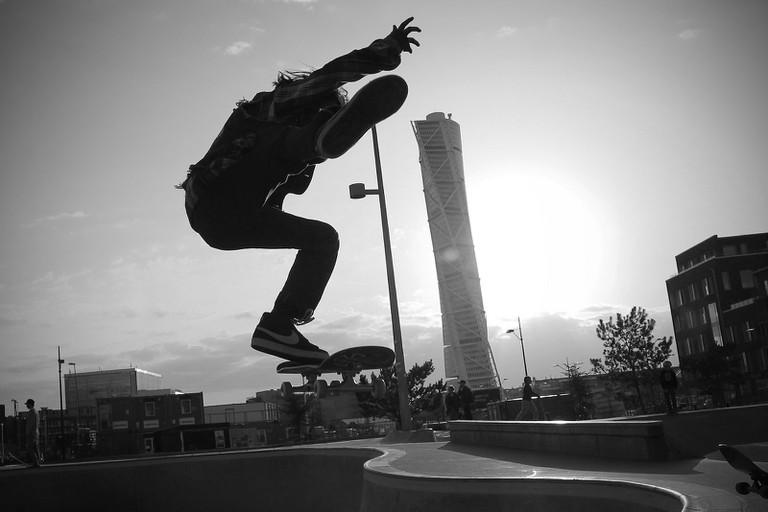 Skateboard Malmö