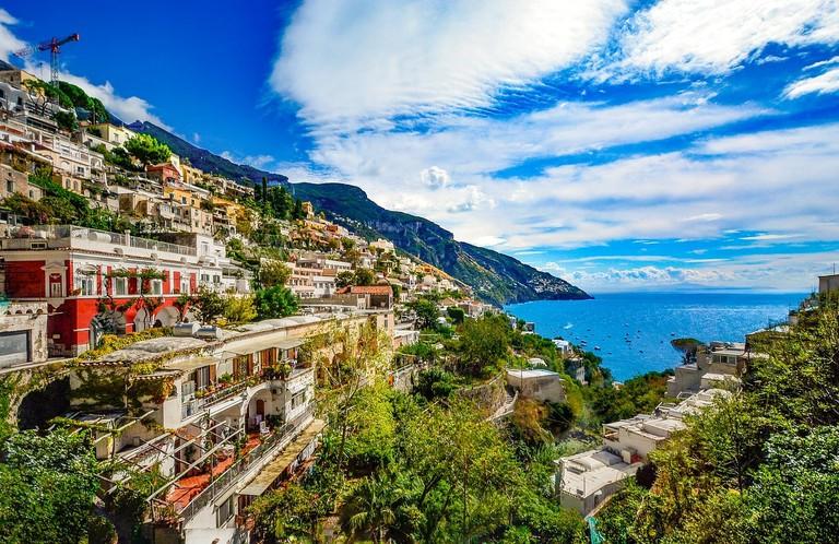 Sorrento Amalfi Coast Positano Amalfi Italy