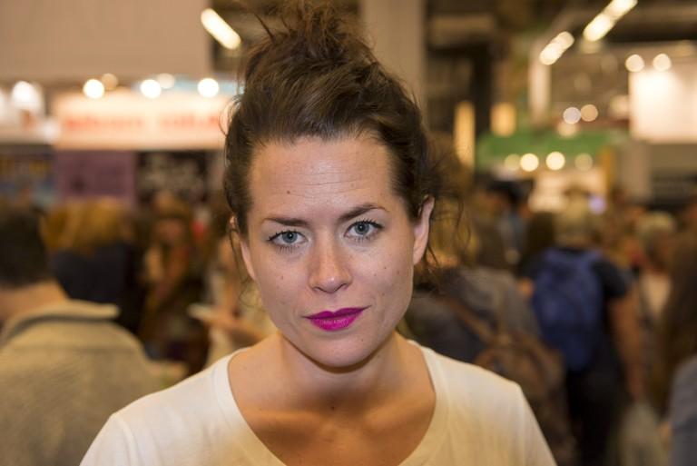 Strömquist in 2013
