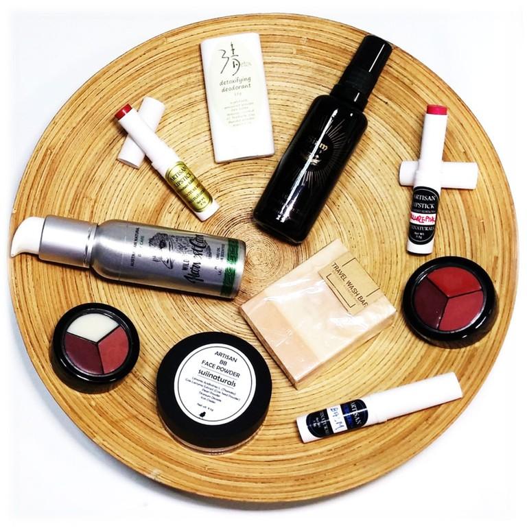 Suii Naturals Organic Makeup Singapore