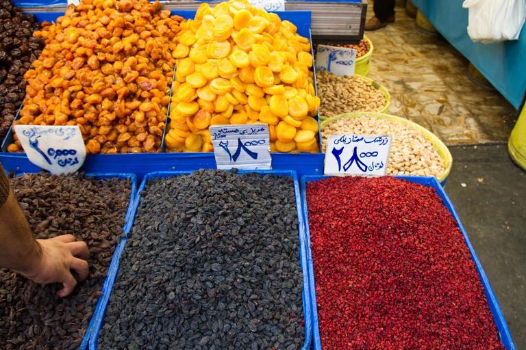 Tehran Bazaar   ©PROMatt Biddulph:flickr