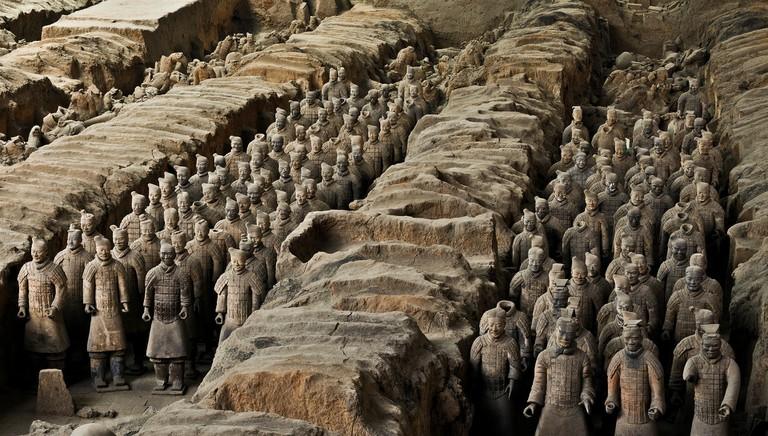Xi'an's Terracotta Army