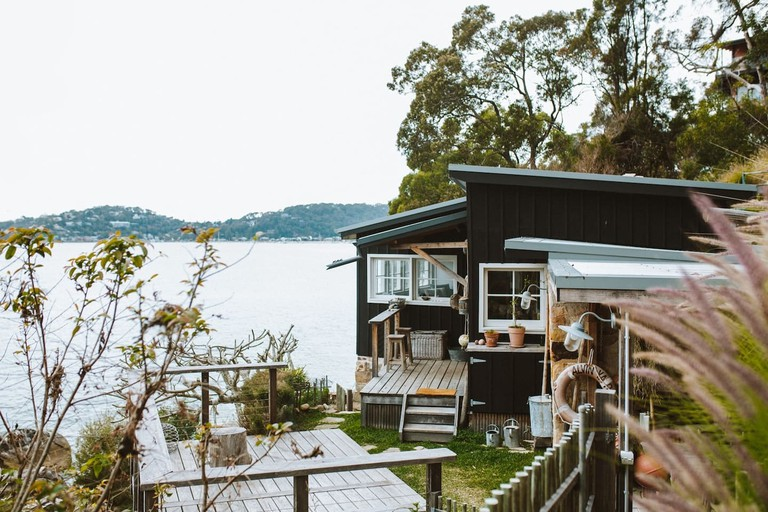 The Little Black Shack | © Airbnb