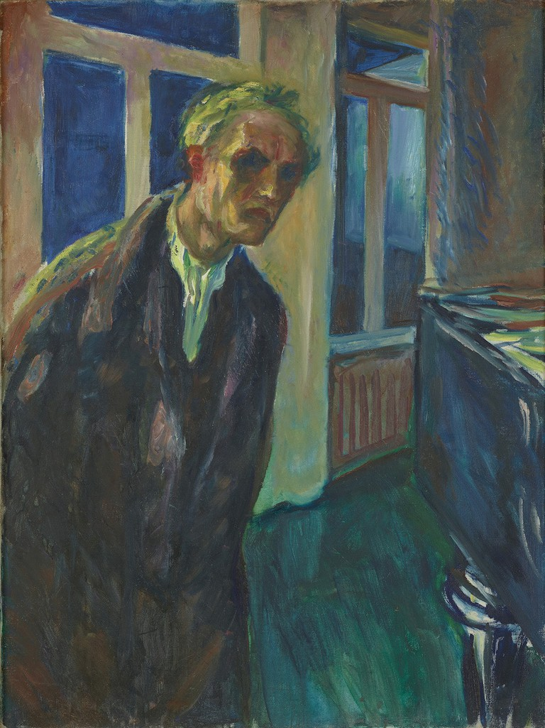 Edvard Munch, 'The Night Wanderer', 1923–1924 |  © 2017 Artists Rights Society (ARS), New York / Munch Museum