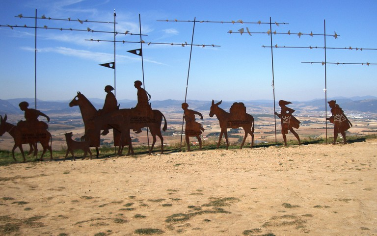 Follow in the footsteps of the first pilgrims and do the Camino de Santiago on horseback