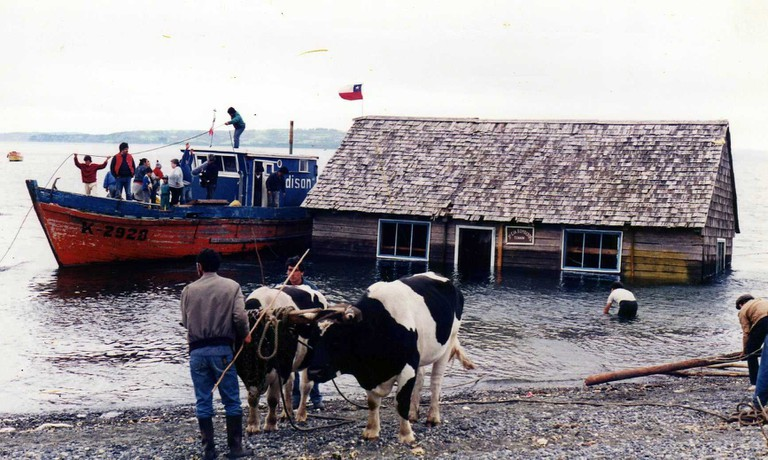 Minga, Tenaún, Chiloé, Chile