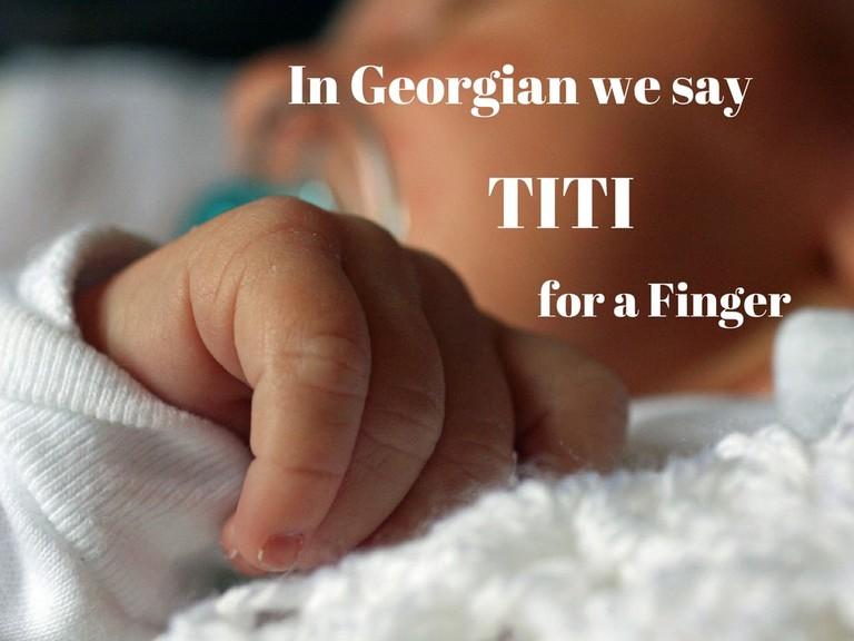 Titi – Finger