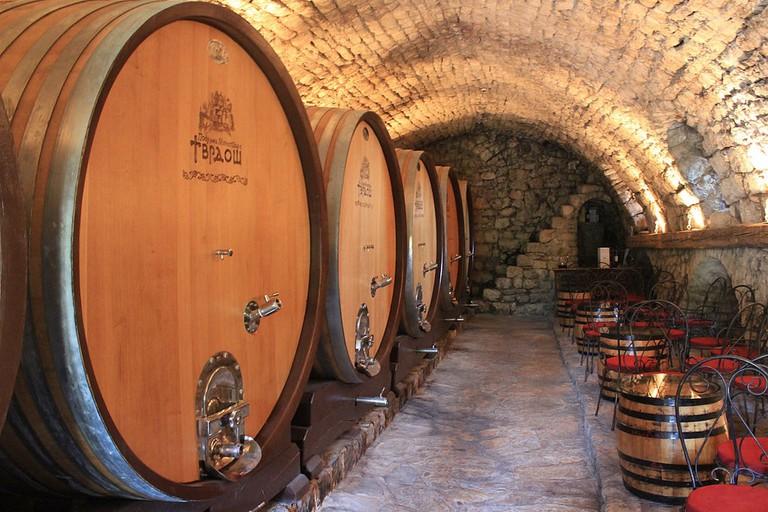 Stolbovsky | © Tvrdoš Monastery Wine/WikiCommons