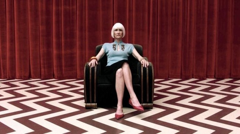 Laura Dern in Twin Peaks: The Return
