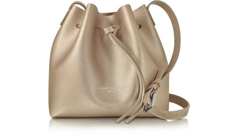 Lancaster Paris Mini Bucket Bag