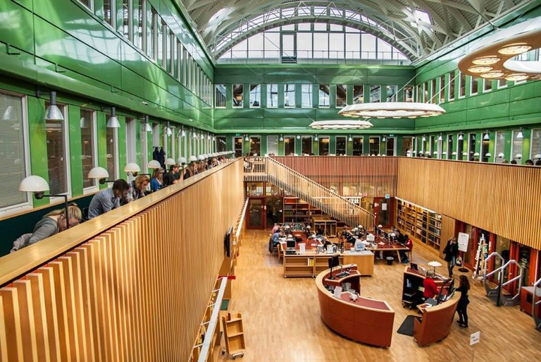 Uppsala University Library | Courtesy of Uppsala University Library