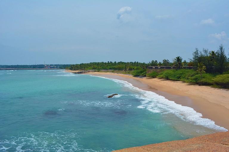 Vattakottal_Fort,_Tamil_Nadu