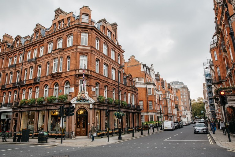South Audley Street, Mayfair