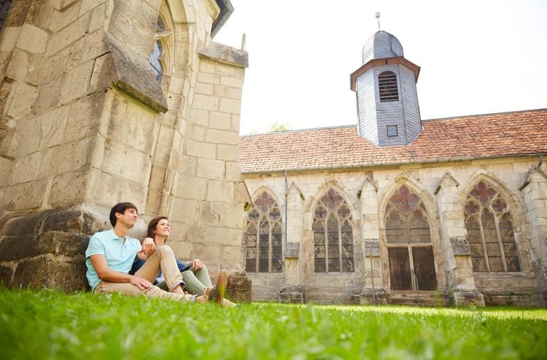 Walkenried Monastery © HTV, M. Gloger