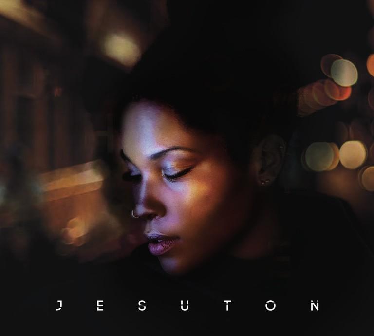 The album cover of Jesuton's first album, Home