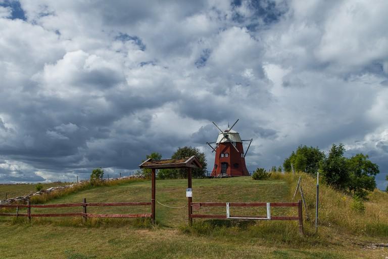 More windmills, Öland