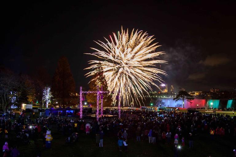 Winter Festival of Lights | Courtesy of Matthew Aubin