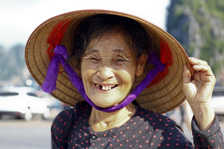 A timeless smile | © jelevanoostrum/pixabay