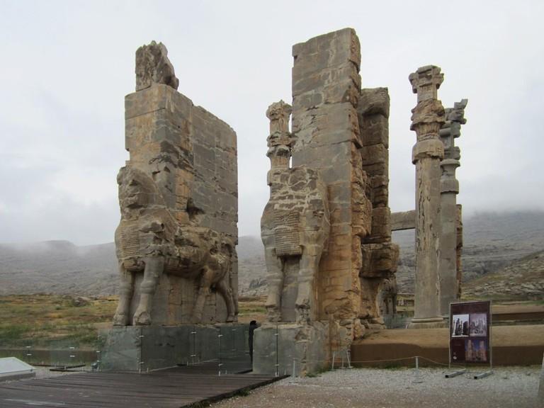 Xeres gateway, Persepolis   ©DavidStanley:flickr
