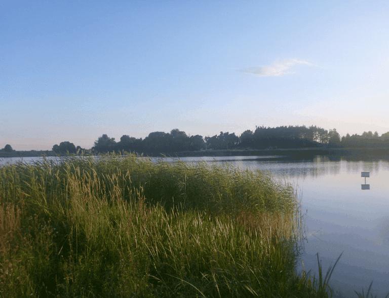 Zakrzewo Lake