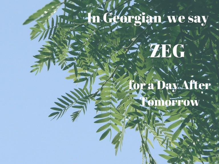 Zeg – Day After Tomorro