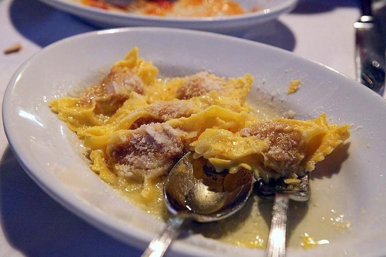 Tortelli Zucca | © Gail/Flickr