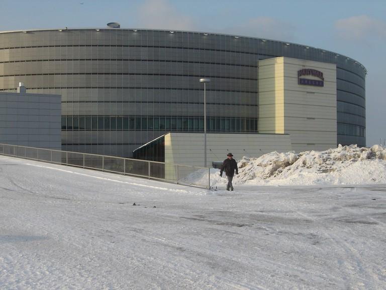 Hartwall Arena in Helsinki