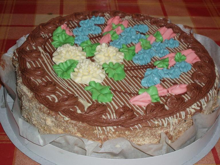 Kiev cake Roshen