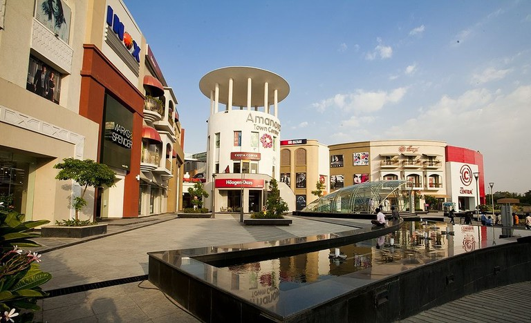 Amanora Town Center and Shopping Center Pune