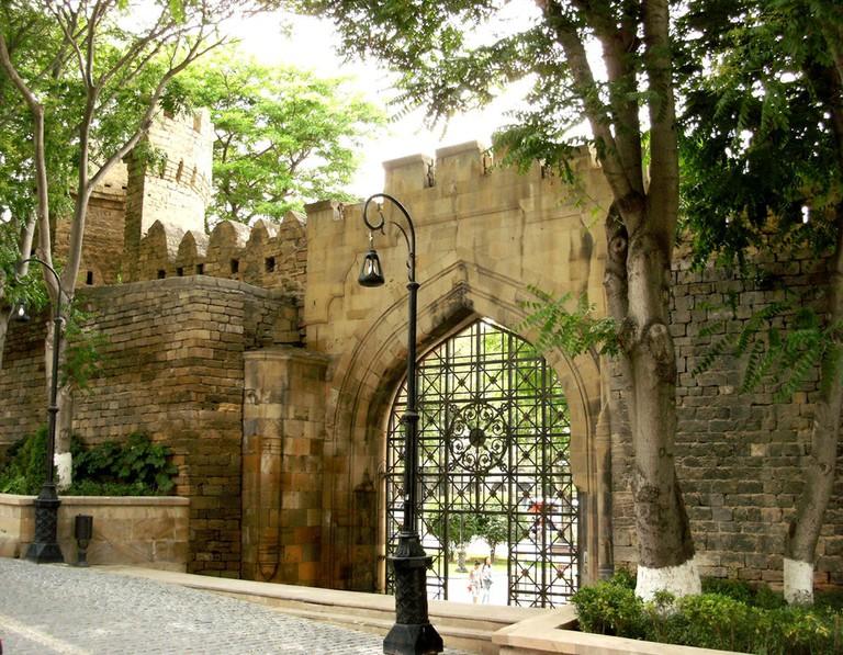 Icheri Sheher Gate | © Khortan/WikiCommons
