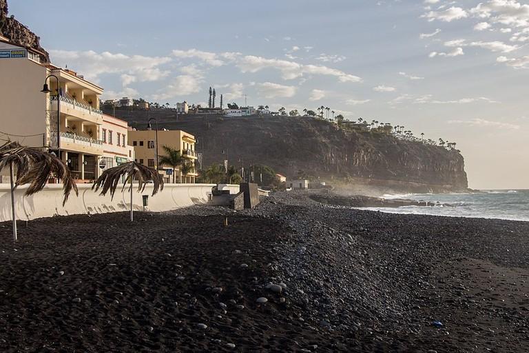 Santiago Beach | © Podzemnik / Wikimedia Commons
