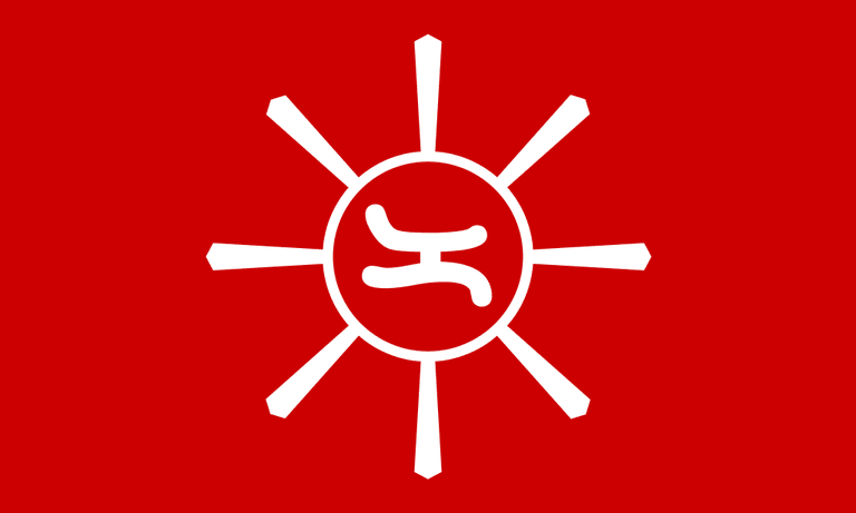Katipuneros' Flag