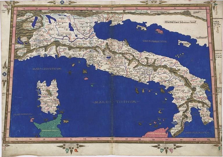 1024px-Ptolemy_Cosmographia_1467_-_Italy - Copia
