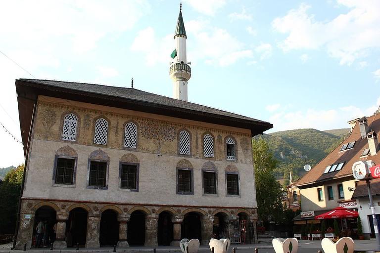 Sulejmanija Mosque Travnik