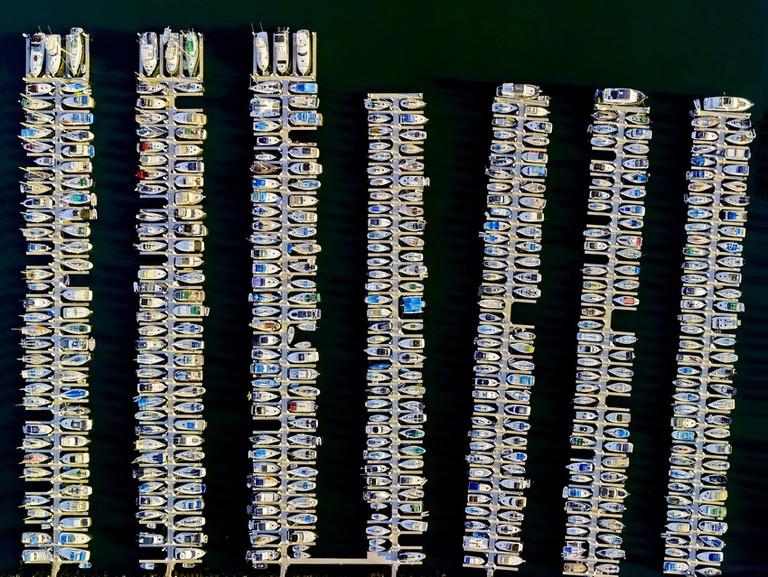 LA NY Los Angeles: Long Beach Shoreline Marina, Long Beach