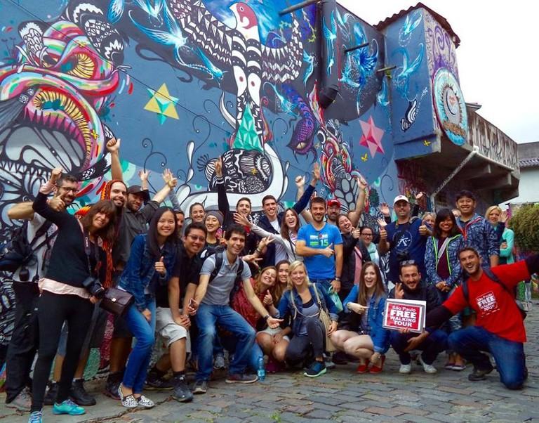 courtesy of São Paulo free walking tours