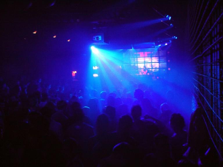 Pack Dancefloor in Berlin Club