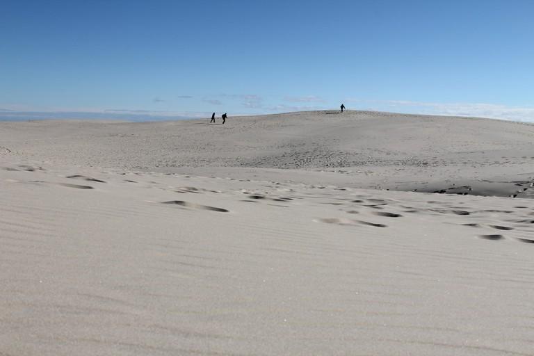Raabjerg Mile dune Denmark