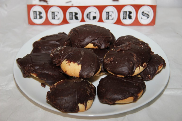 Berger Cookies | © Like_the_Grand_Canyon/Flickr
