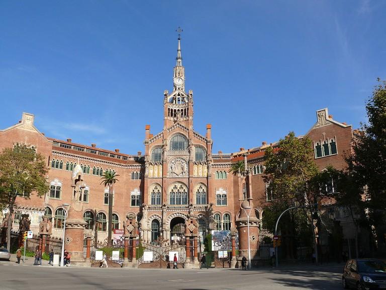 Hospital de Sant Pau i de la Santa Creu, Barcelona