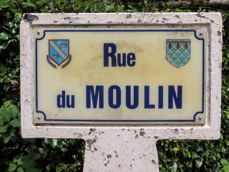 Rue du Moulin