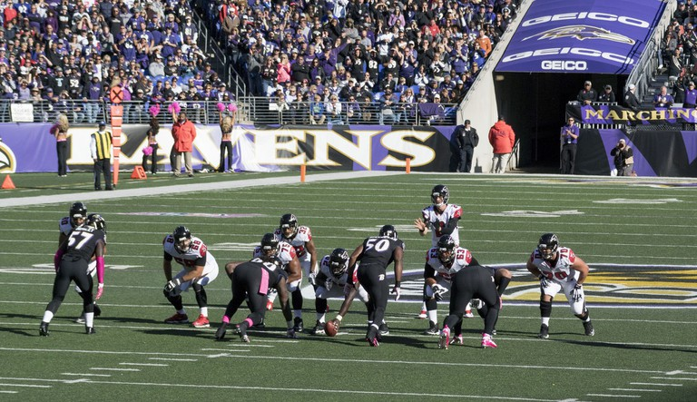 Baltimore Ravens | © Keith Allison/Flickr