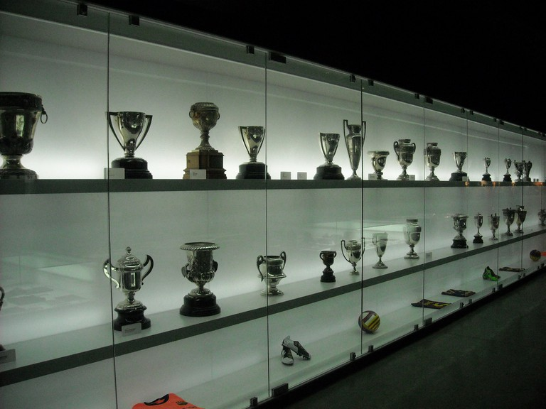 The Camp Nou Experience
