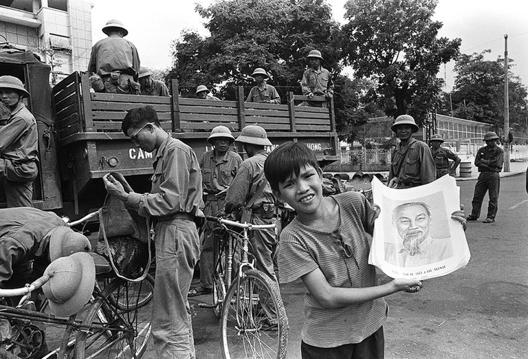 When Saigon became Ho Chi Minh City, 1975 | © manhhai/Flickr