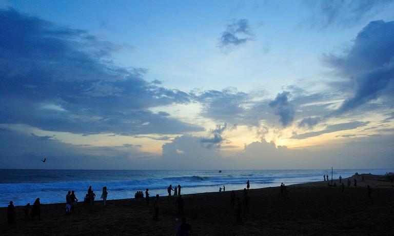 1c.Shankumugam_Beach