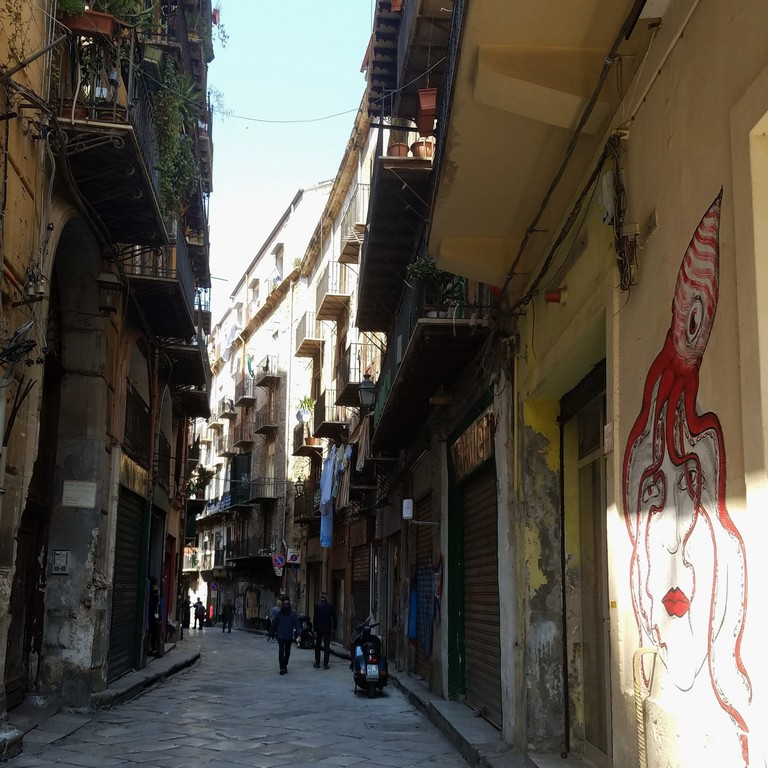Streets of Palermo