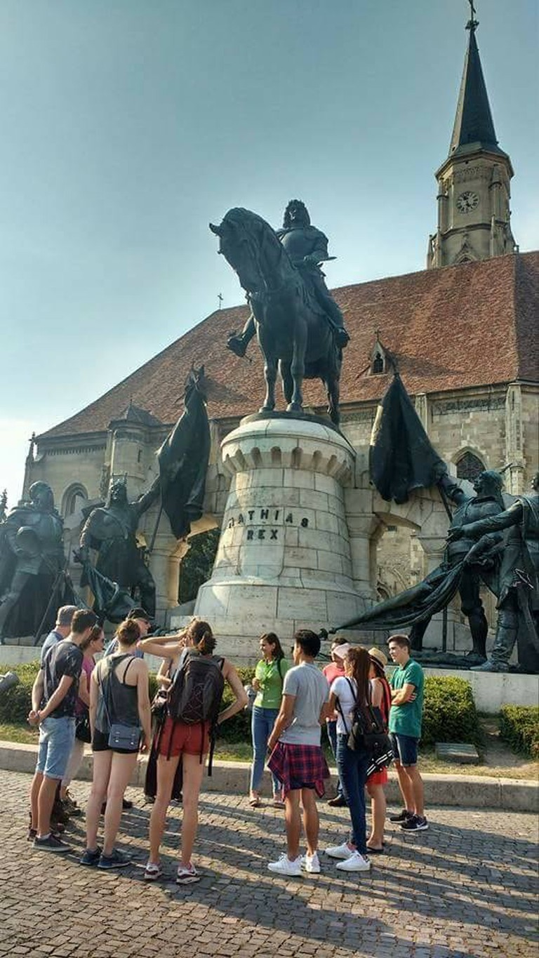 Free Guided Tour in Cluj Napoca