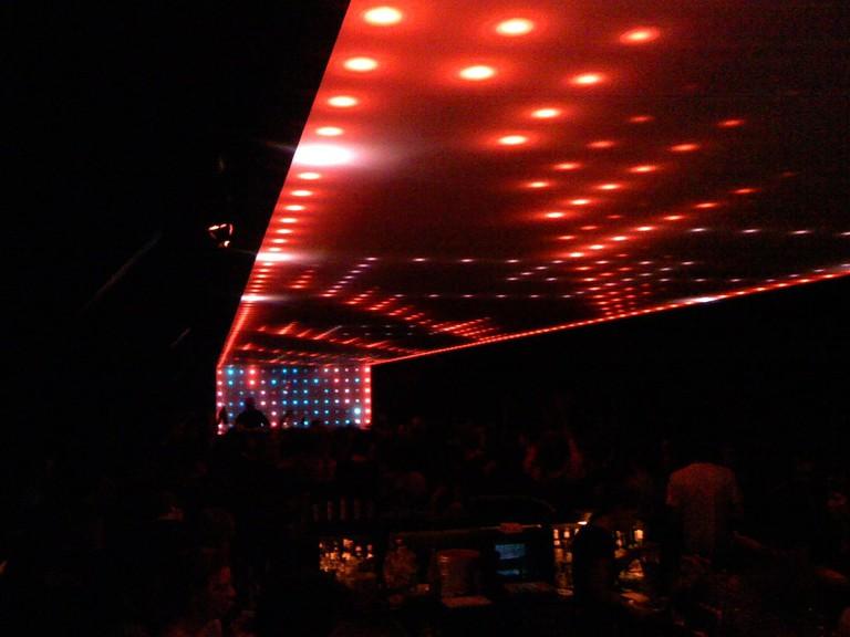 Watergate infamous dance floor